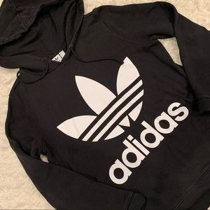 Adidas Black Originals Hoodie 🖤🖤